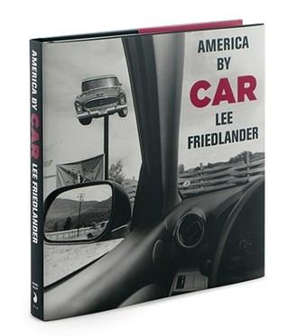 America  by  Car by Lee Friedlander