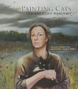 Painting Cats  by  Deborah DeWit Marchant