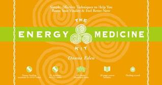 The Energy Medicine Kit [With 43 Energy, Medicine Cards and 1-Inch Cut Glass Crystal and CD and DVD and 28-Page Booklet]  by  Donna Eden