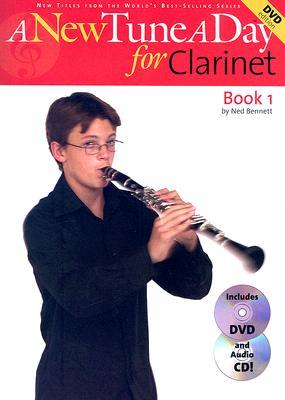 New Tune for a Day for Clarinet Book 1  by  Ned Bennett