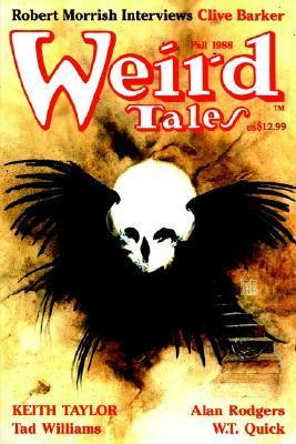 Weird Tales #292: Fall 1988  by  Darrell Schweitzer