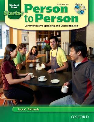 Person to Person: Student Book, Starter Level Jack C. Richards