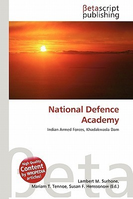 National Defence Academy  by  NOT A BOOK