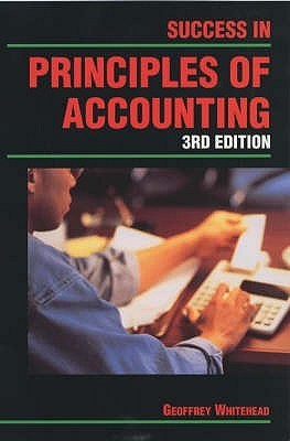 Success in Princ Accounting 3rd Students Book Geoffrey Whitehead
