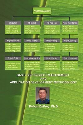 Basis For Project Management And Application Development Methodology Robert Duprey