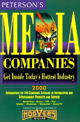 Media Companies  by  Petersons