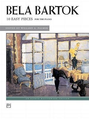 Bart K -- 10 Easy Pieces  by  Béla Bartók