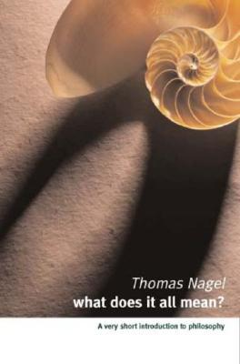 Experimental & Theoretical Studies of Consciousness #174  by  Thomas Nagel