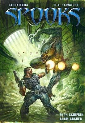 Spooks, Volume 1 Ryan Schifrin
