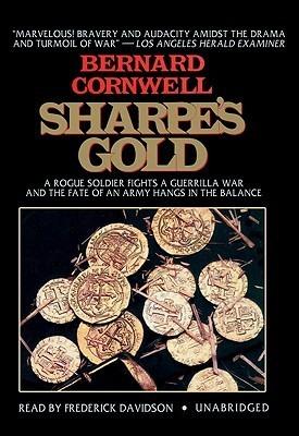 Sharpes Gold [With Headphones] Bernard Cornwell