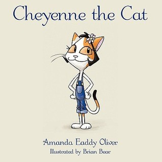 Cheyenne the Cat  by  Amanda Eaddy Oliver