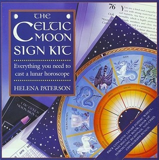 The Celtic Moon Sign Kit: Everything you need to cast a lunar horoscope  by  Helena Paterson