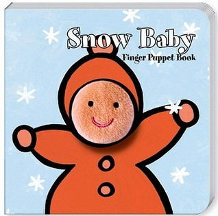 Snow Baby: Finger Puppet Book  by  Image Books