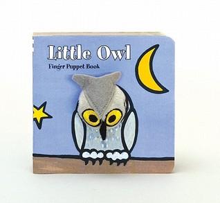 Little Owl: Finger Puppet Book  by  Klaartje Van Der Put