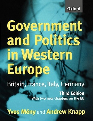 Adjusting to Europe: The Impact of the European Union on National Institutions and Policies Yves Mény