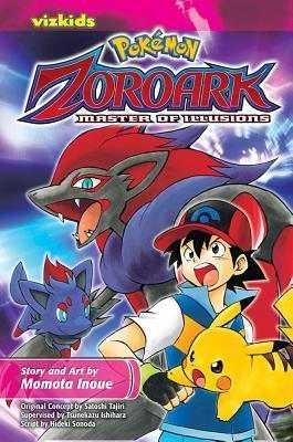 Pokémon: Zoroark: Master of Illusions  by  Hideki Sonoda