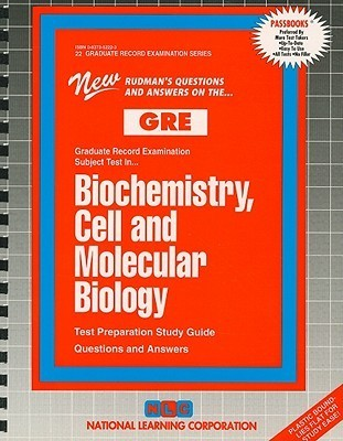 Biochemistry, Cell and Molecular Biology  by  National Learning Corporation