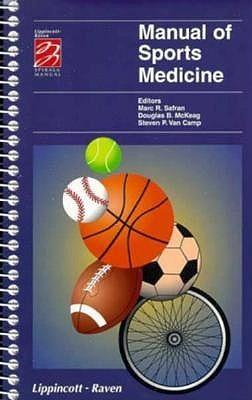 Manual of Sports Medicine Marc R. Safran