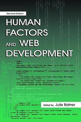 Human Factors Web Develop.2nd Ed P Julie Ratner