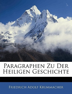 Festb Chlein: Eine Schrift Fur Das Volk. Das Neujahrsfest, Volume 3  by  Friedrich Adolf Krummacher