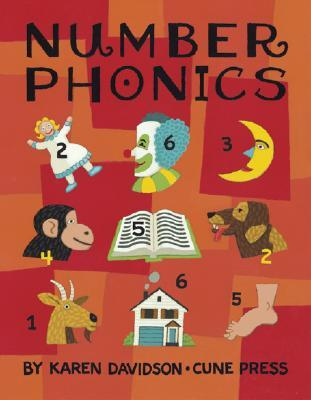 Number Phonics: A Complete Learn-By-Numbers Reading Program for Easy One-On-One Tutoring of Children Karen Louise Davidson