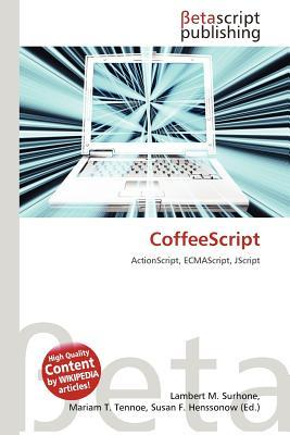 Coffeescript NOT A BOOK