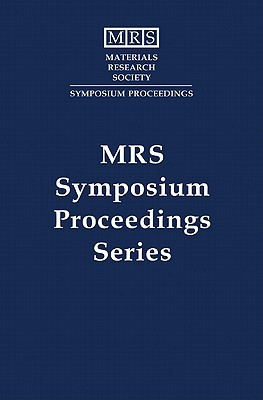 Silicon Carbide 2010 Materials, Processing and Devices (MRS Symposium Proceedings, Volume 1246)  by  S.E. Saddow
