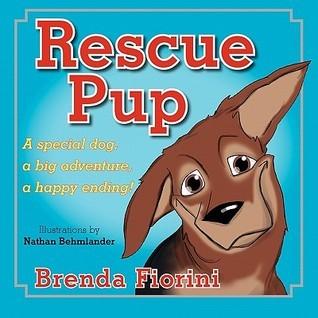 Rescue Pup  by  Brenda Louise Fiorini