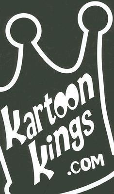 KARTOON KINGS: THE GRAPHIC WORK OF SIMON GRENNEN AND CHRISTOPHER SPERANDIO Paul Krainak