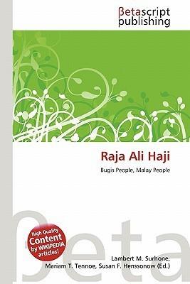 Raja Ali Haji  by  NOT A BOOK