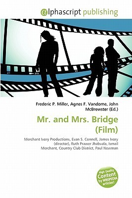 Mr. and Mrs. Bridge  by  Frederic P.  Miller