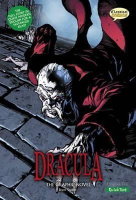 Dracula: The Graphic Novel. Script Adaptation, Jason Cobley  by  Jason Cobley