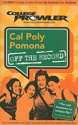Cal Poly Pomona Off the Record Candyce Otis