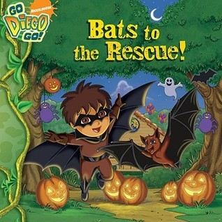 Bats to the Rescue!  by  Veronica Paz