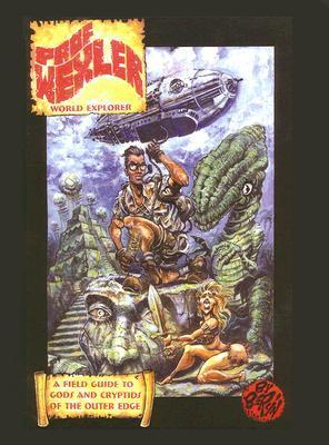 Professor Wexler--World Explorer: The Wacky Adventures of the Worlds Greatest Explorer Charles Berlin