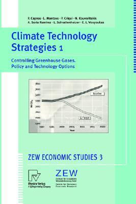 Climate Technology Strategies 1: Controlling Greenhouse Gases. Policy and Technology Options Pantelis Capros