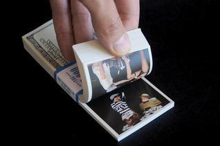 The 10,000 Dollar Flip Book  by  Santiago Melazzini