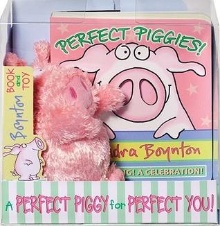 Perfect Piggies! Book And Plush Set  by  Sandra Boynton