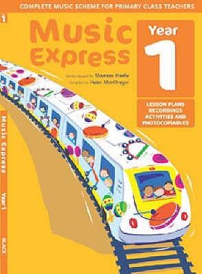 Music Express 1 Songbook  by  Maureen Hanke