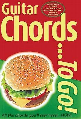 Guitar Chords...to Go!  by  Joe  Bennett