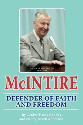 McIntire  by  Gladys Titzck Rhoads