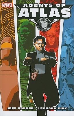 Agents of Atlas (Agents of Atlas, #0) Jeff Parker