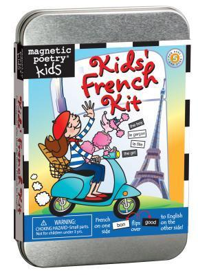 Fre-Kids French  by  Magnetic Poetry