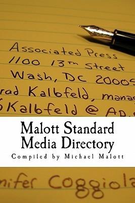 Malott Standard Media Directory Michael Malott