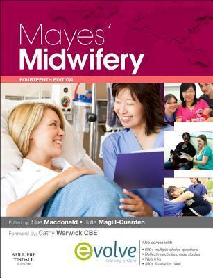 Mayes Midwifery  by  Sue MacDonald