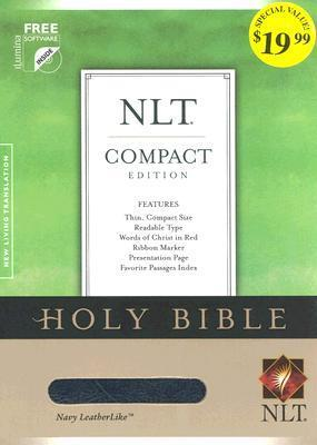 Compact Edition Bible NLT  by  Anonymous