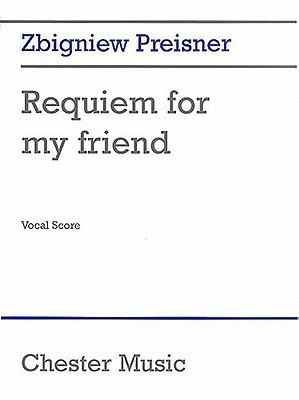 Requiem for My Friend Zbigniew Preisner