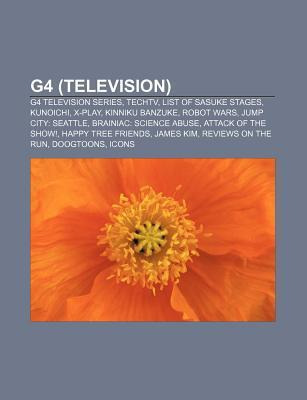 G4 (Television): G4, TechTV, G4 Canada, G4techTV, G4 Media, Adult Digital Distraction, Books LLC