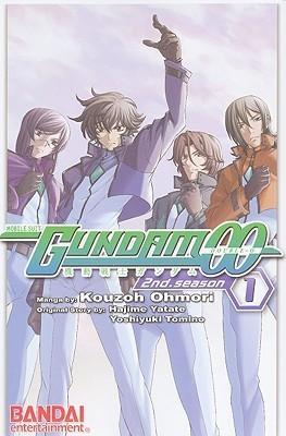 Gundam 00 2nd.Season, Volume 1  by  Hajime Yatate