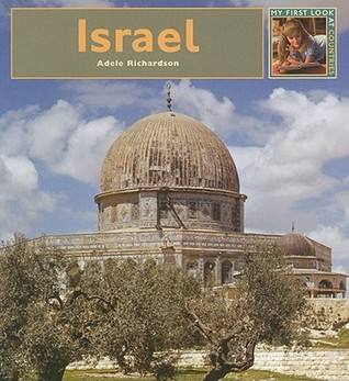 My First Look At: Israel  by  Adele Richardson
